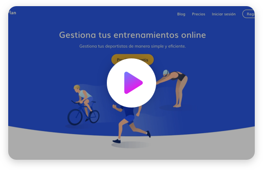 videos tutoriales de entrenamiento online trainerplan